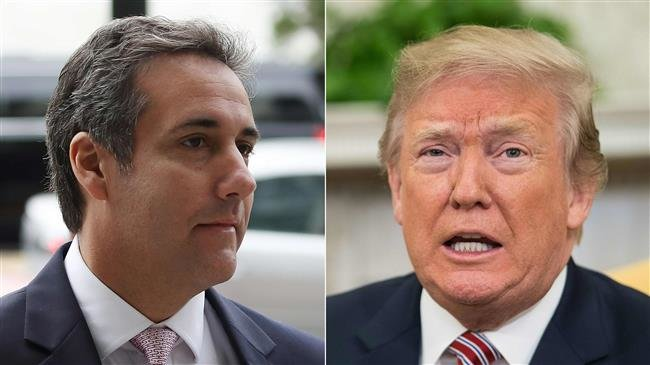 US: Trump's ex-lawyer tells Congress the president is a 'racist', a 'conman' and a 'cheat'