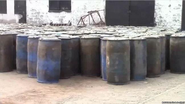 Biya Regime Cracks Down on Illegal Fuel Trade