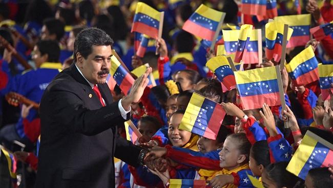 We're ready for battle: Venezuela's President Maduro challenges Trump