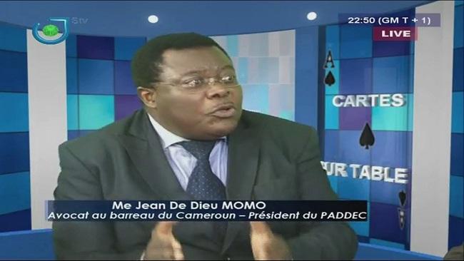 Biya regime's Anti-Semitism Crisis: Yaounde abandons Minister Momo