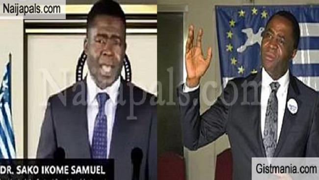 Southern Cameroons Leadership Palaver:  Sako has no chance of hanging on