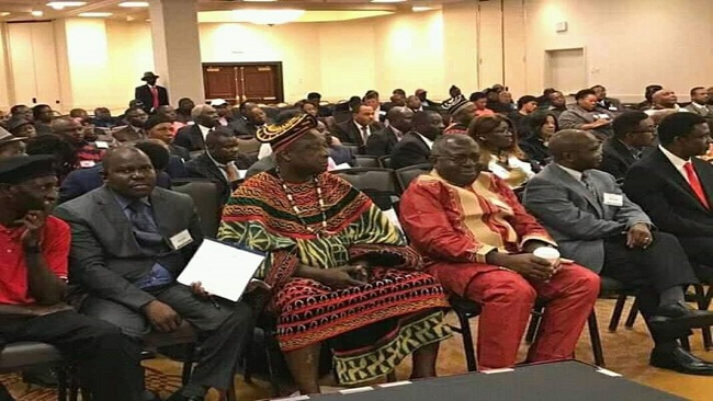 Southern Cameroons Crisis: All Anglophone Conference Goes Underway in America