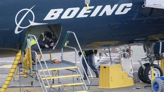 Boeing crisis deepens as 737 production stops for first time in two decades
