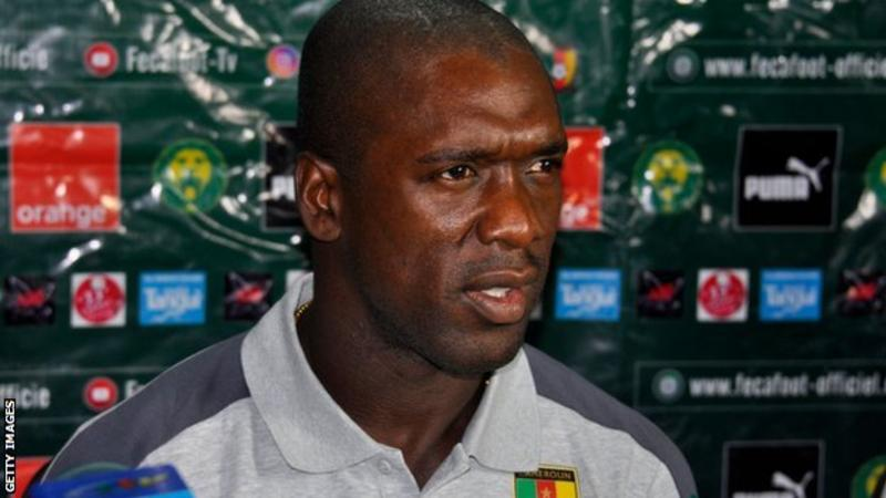 AFCON 2019: Seedorf faces moment of truth with toiling Cameroon