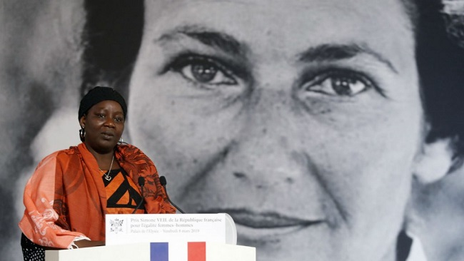 France-Afrique: Cameroon women's activist wins award in memory of French icon Simone Veil