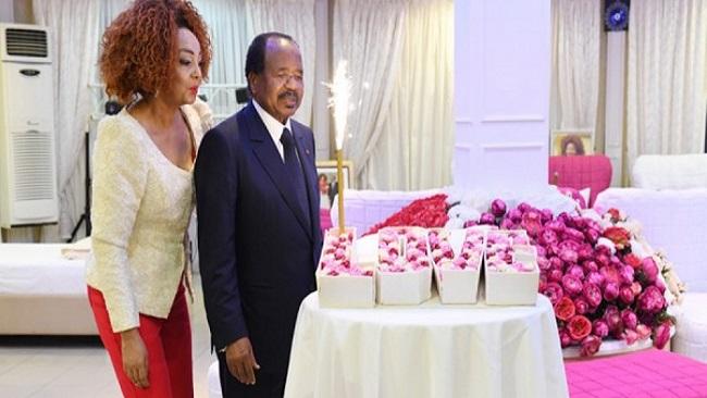 Take a message to President Paul Biya
