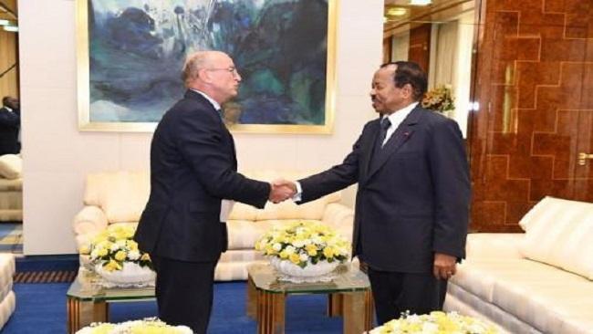 UK commits to help Biya regime tackle terrorism and Anglophone crisis