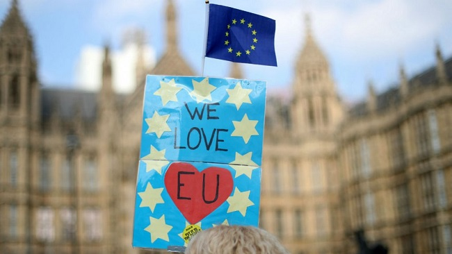 EU approves visa-free travel for Britons even after 'no deal' Brexit