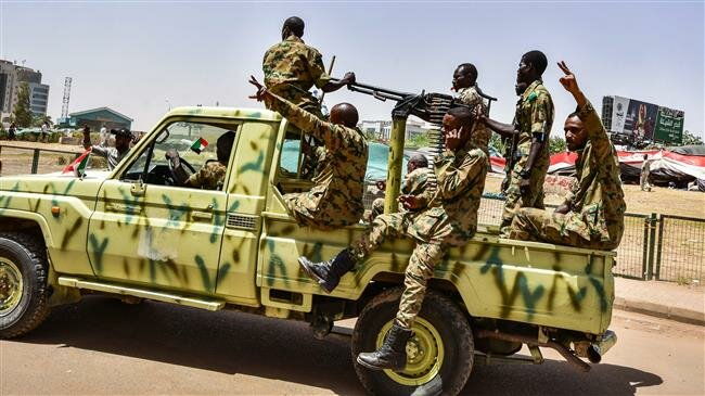 Sudan: Top members of former government arrested, sacked