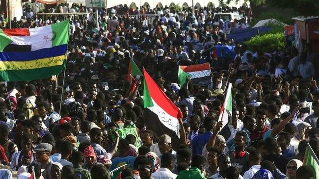Hundreds hold anti-junta rallies in Sudan's state capitals