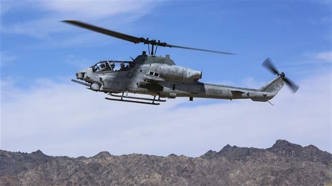 US: Two Marines killed in Arizona helicopter crash