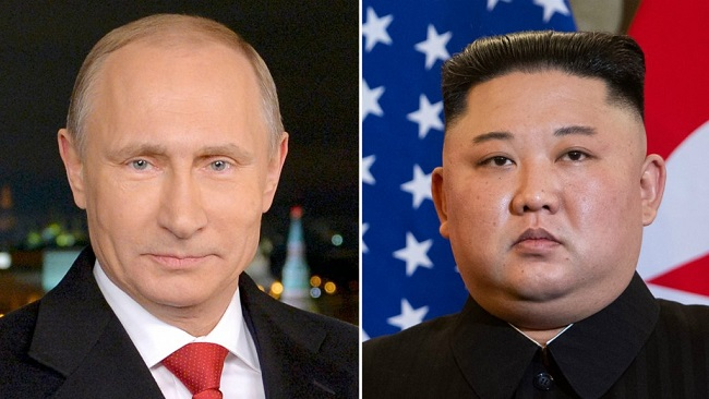 North Korea confirms Kim to meet Putin in Russia