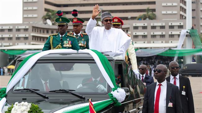 Nigeria: President Buhari sworn in for 2nd term