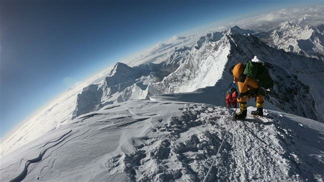 Two more climbers killed amid traffic jam on Everest