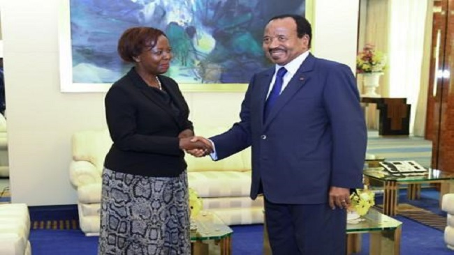 57 Years of Annoying Ambazonians: La Francophonie wants to help Cameroon settle security crises