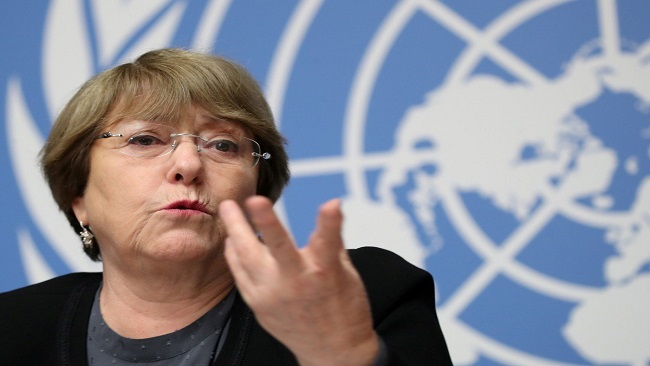 UN human rights chief calls for reparations for slavery, colonialism