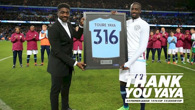 Yaya Toure retires from football