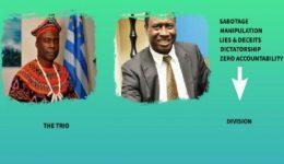 Ambazonia Interim Gov't: Maryland cabal policy of sending anti Sisiku Ayuk Tabe messages serves French Cameroun's interests