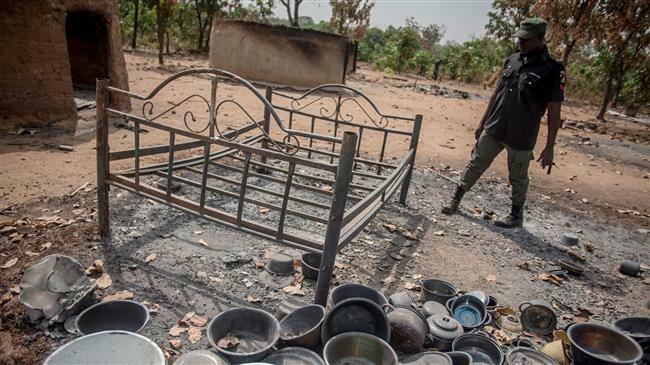 Bandits kill 34 villagers in Nigeria