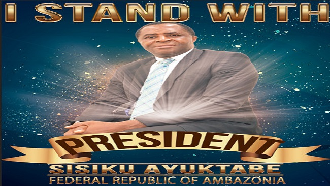 Federal Republic of Ambazonia: The President Sisiku Ayuk Tabe interview with Deutsche Welle