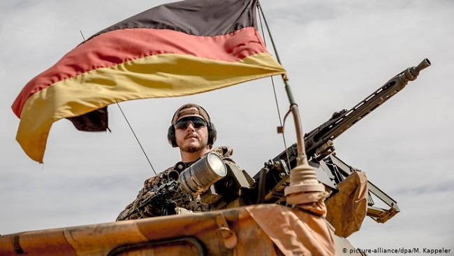 Kaput: End of a 'secret' German military mission in Cameroon