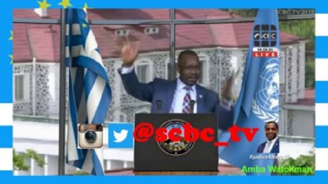 """Southern Cameroons Crisis: Ambazonia Communications Secretary says """"two-state solution"""" only option"""