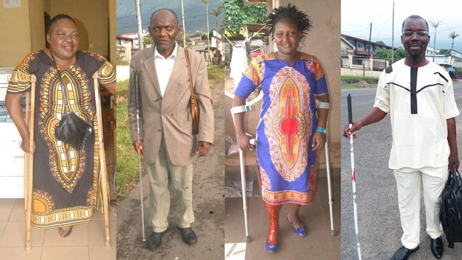 Southern Cameroonians With Disabilities Caught in Crisis