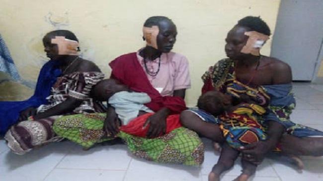 Boko Haram maimed women, Strikes terror in Cameroon!! Biya Won't Talk