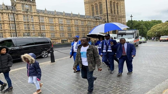 London: Ambazonians know what Dr Sako is selling, but not many are rushing to buy his products