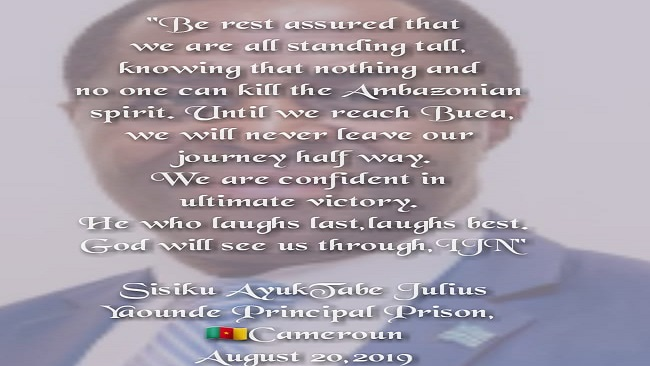 The Southern Cameroons Crisis Demands A Real Dialogue