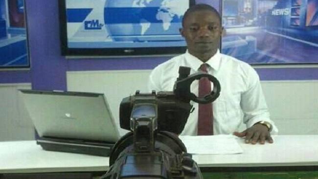 French Cameroun military detains pidgin news anchor Samuel Wazizi