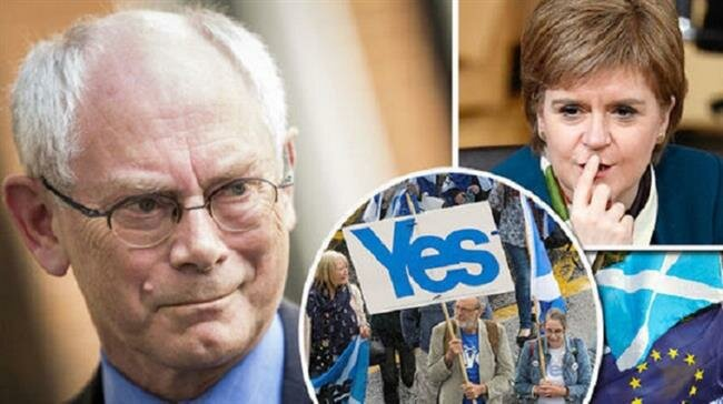 Independent Scotland can gain entry to the European Union