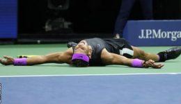 US Open 2019: Rafael Nadal beats Daniil Medvedev to win 19th Grand Slam title
