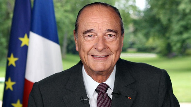 Exit of an icon: Jacques Chirac, a giant of world politics goes home to rest