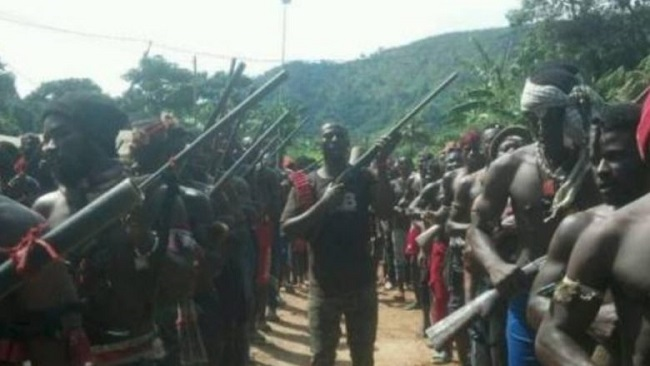 Ambazonia Restoration Force vows to drive French Cameroun troops out of Southern Cameroons