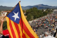Spain's Sanchez to pardon jailed Catalan separatist leaders