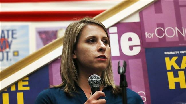 US Representative Katie Hill, facing ethics probe, resigns from Congress