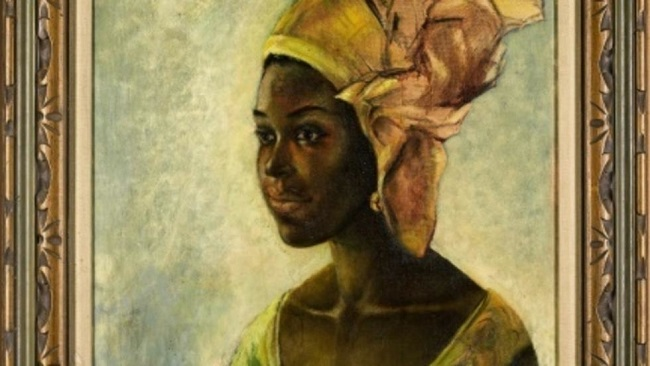 Nigerian painting fetches £1.1 million after Google search