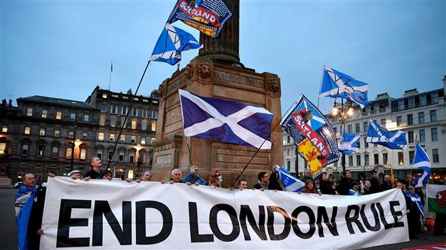 British General Elections: Scotland's campaign for a new independence referendum begins