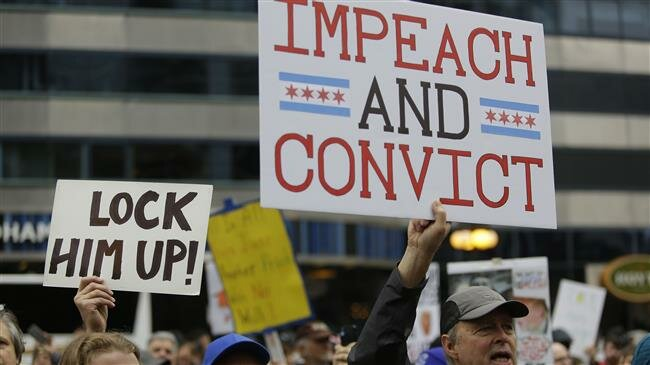 US: Democrats release new batch of testimony from Trump impeachment inquiry