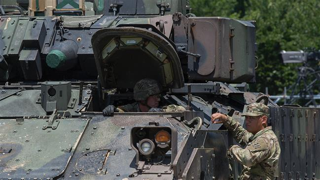 3 US Army soldiers killed, 3 injured in training accident in Georgia