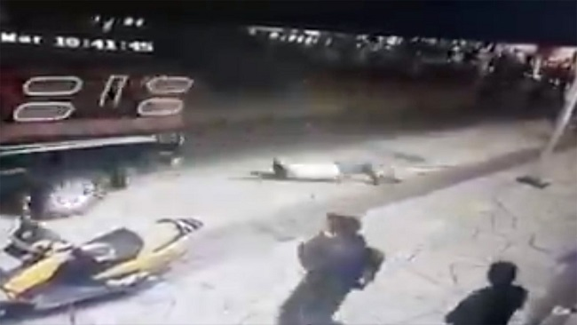 Message to Amba Fighters: Mexican mayor tied to truck, dragged through town