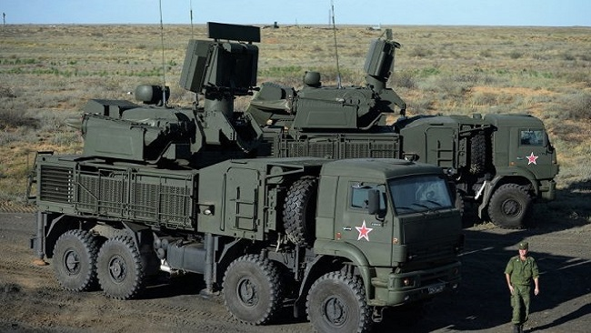 Battle for Ambazonia: French Cameroun To Buy Russia's Panstir-S1 Anti-Aircraft System