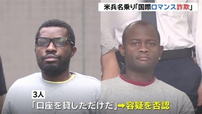 Cameroonians posed as Americans online in defrauding Japanese women
