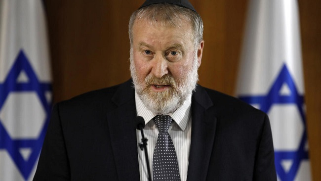 Israel's attorney general, a Netanyahu appointee, turns accuser