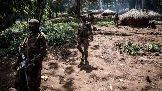 Democratic Republic of Congo forces kill 25 militants in eastern offensive