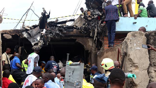 Congo-Kinshasa: Small plane crash in eastern region leaves at least 24 dead