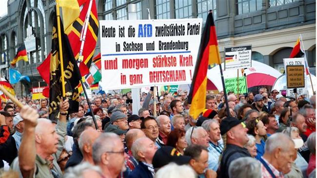 Germany: Dresden city declares 'Nazi emergency'