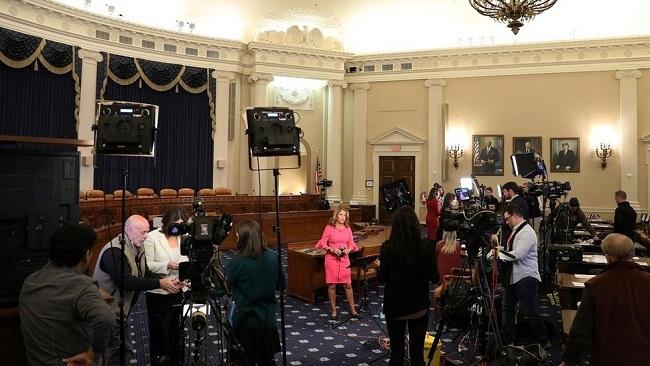 US: Trump impeachment probe goes public in political drama