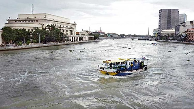 Philippines: Cameroonian man rescued after jumping off Pasig River